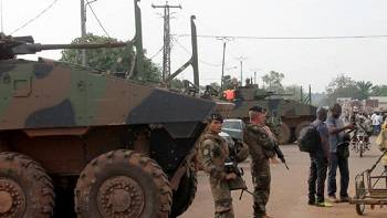 UN report: French soldiers raped children