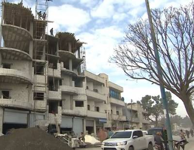 Syria: Post-war reconstruction booming in Jarablus