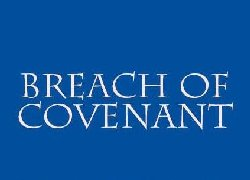 Breaching covenants – a trait of the immoral